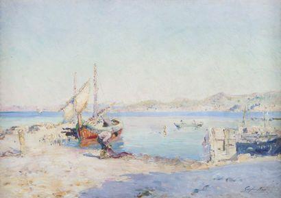 Julien Gustave GAGLIARDINI (1846-1927)