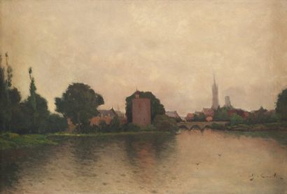 Alfred CASILE (1848-1909)