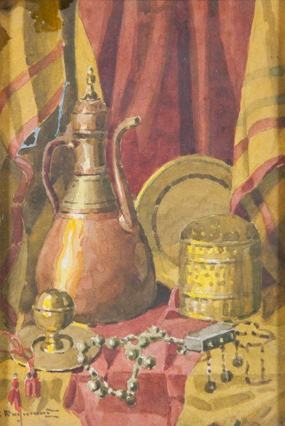 Casimir RAYMOND (1870-1955)