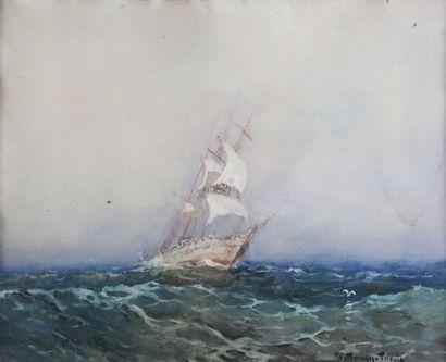 Sauveur BERNAY-THERIC (1874-1963)