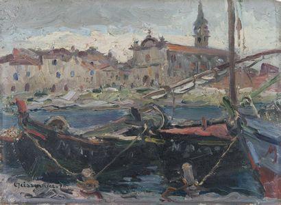 Joseph François X. MEISSONNIER (1864-1943)