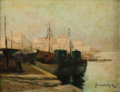 Fernand NEGRE (1899-?)