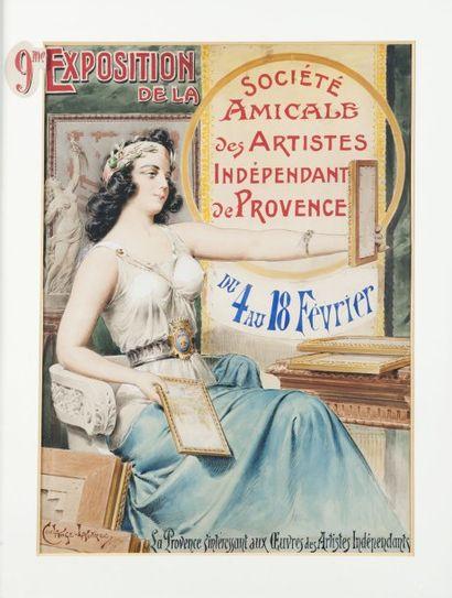 Emmanuel COULANGE-LAUTREC(1824-1898)