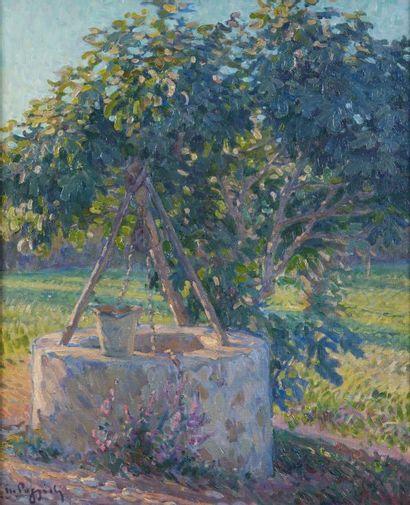 Marcel Dominique POGGIOLI (1882-1969)