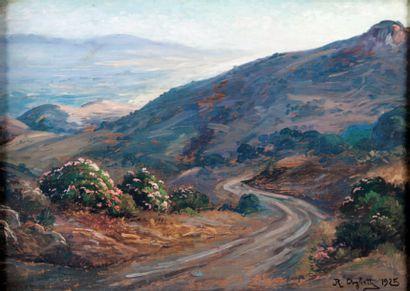 Roméo Charles AGLIETTI (1878-1956)