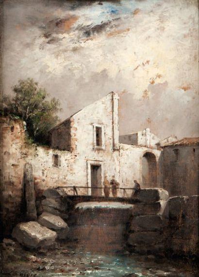 Félix Hippolyte LANOUE (1812-1872)