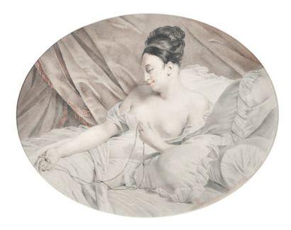 Edouard Louis DUBUFE (1819/20-1883)