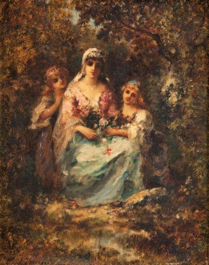 Paul VERNON (1796-1875)