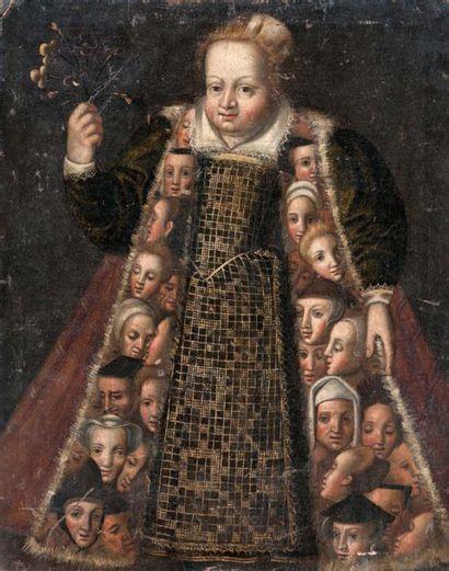 Ecole espagnole du XVIIIème siècle