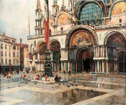 Maurice BOMPART (1857-1936)