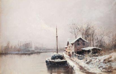 Louis Francis Henri APOL (1850-1936)
