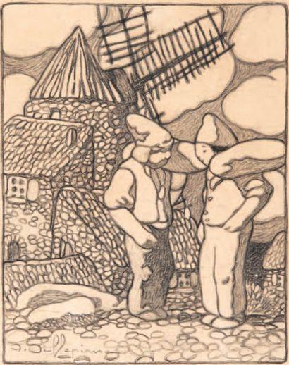 David DELLEPIANE (1866-1932)