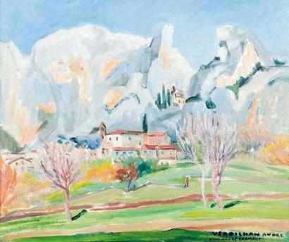 André VERDILHAN (1881-1963)