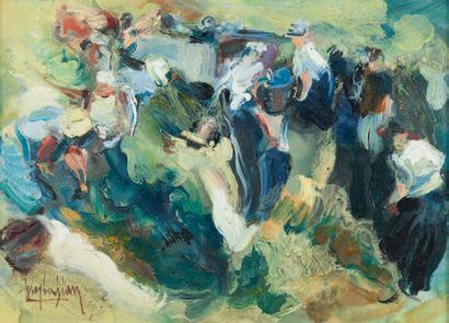 Gérard PAMBOUJIAN (1941)