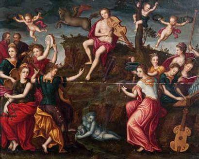 Ecole anversoise de la fin du XVIème siècle. Entourage du Maître du fils prodigue.
