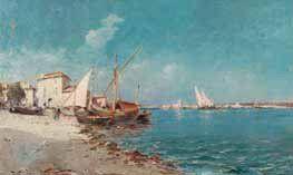Charles MALFROY (1862-1918) Attribué à