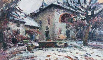 Abbé Pierre CALES (1870-1961)