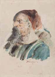 Adolphe Joseph Thomas MONTICELLI (1824-1886)