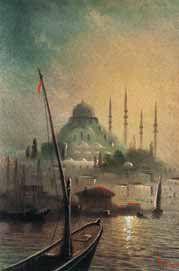 Ecole orientaliste du XXème siècle