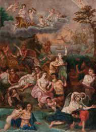 Ecole française du XVIIème siècle