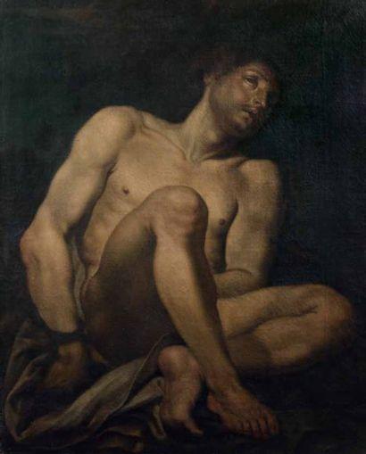 Ludovic FINSON (1580-1617) Attribué à