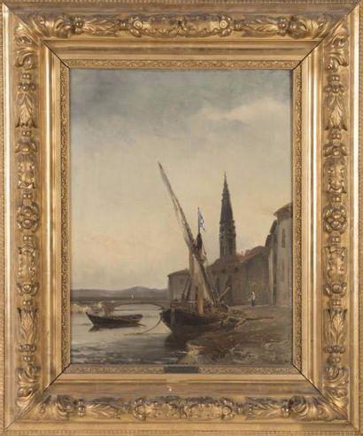 André MAGLIONE (1838-1923)