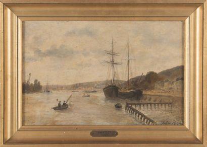 Jules ROZIER (1821-1882)