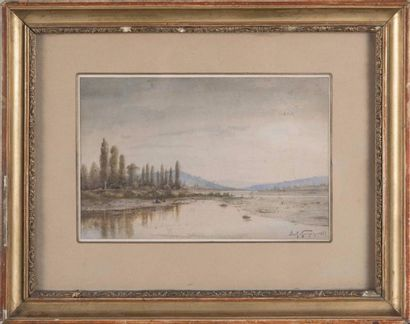 Paul Camille GUIGOU (1834-1871)