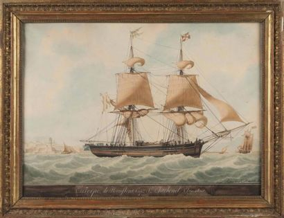 Antoine ROUX père ( 1765-1833)