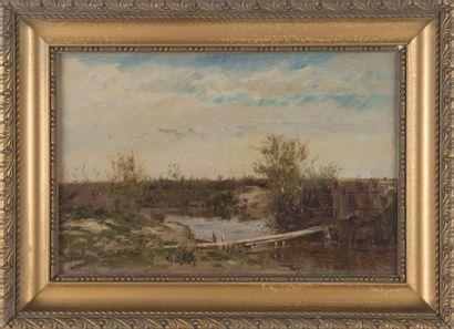 Ernest George CHAUVIER DE LÉON (1835-1907)