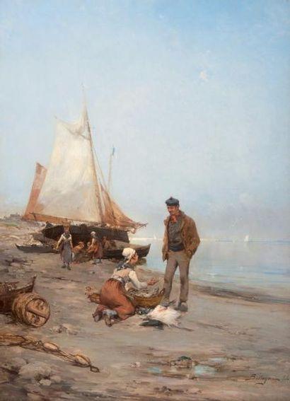 Paul BISTAGNE (1850-1886)