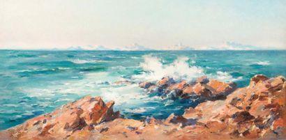 Gilbert GALLAND (1870-1956)
