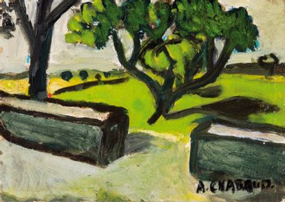 Auguste CHABAUD (1882-1955)