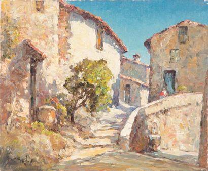 Marius HUBERT-ROBERT (1885-1966)