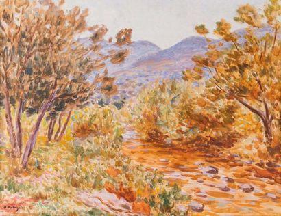 Olynthe MADRIGALI (1887-1950)