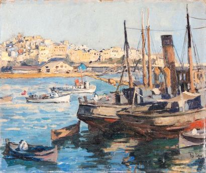 Henri Jean PONTOY (1888-1968)