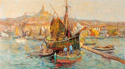 Fernand VAN DEN BUSSCHE (1892-1975)
