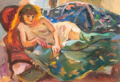 Pierre CORNU (1895-1996)