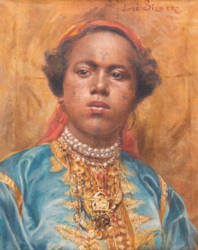 SILBERT José (1862-1939)