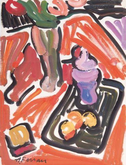 Antoine FERRARI (1910-1995)