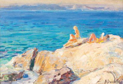 Nicolai Barrera (1919-2006)
