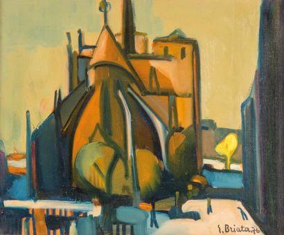Georges BRIATA (1933)