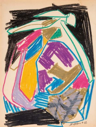 Jean BELLISSEN (1936-2004)