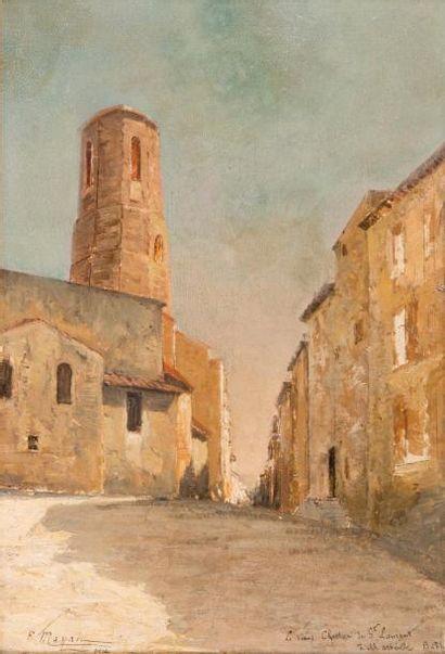 Eugène MAYAN (XIX-XX)