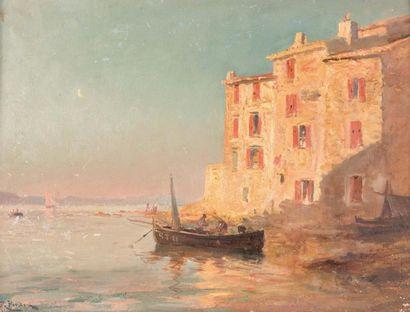 RAPHAËL LUC PONSON (1835-1904)