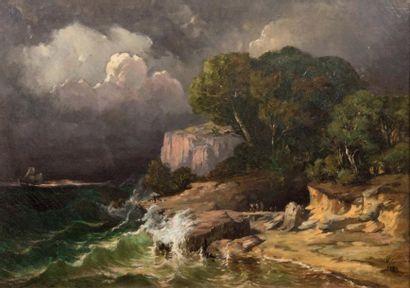 Vincent COURDOUAN (1810-1893)