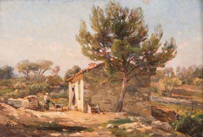 Fortuné VIGUIER (1841-1916)