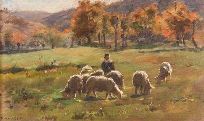 Paul VAYSON (1841-1911)