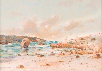 Eugène DESHAYE (1828-1890)