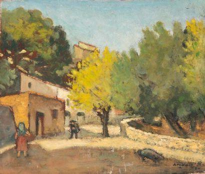 Augustin GRASMICK (1873-1963)